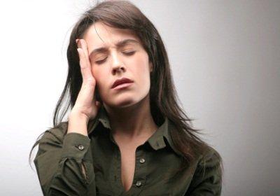 Мигрень с аурой: симптомы болезни