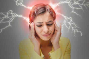 Симптомы мигрени у женщин, причины, лечение