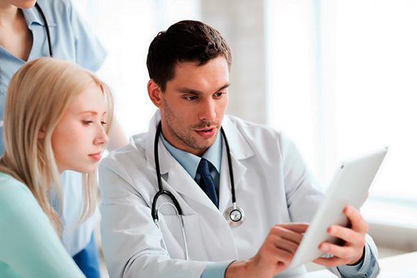 Лечащий врач после диагностики подберет подходящий вариант лечения