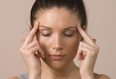 Массаж при мигрени: шиацу
