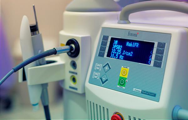 Аппарат для лазерной коагуляции