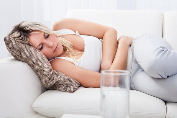 Почему возникают боли в спине и в низу живота