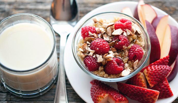 что лучше кушать на завтрак