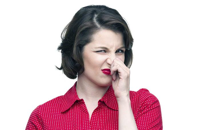 неприятных запах