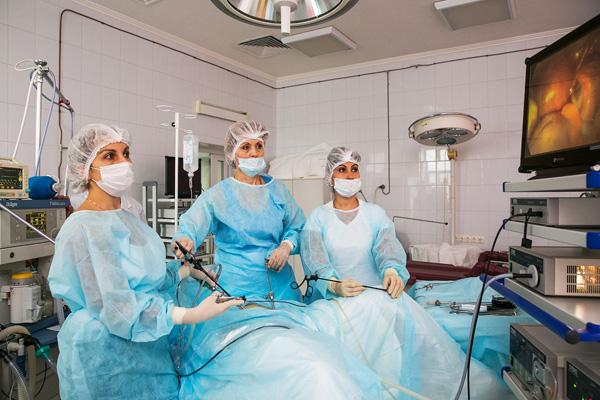 Удаление цистаденомы перед планированием беременности