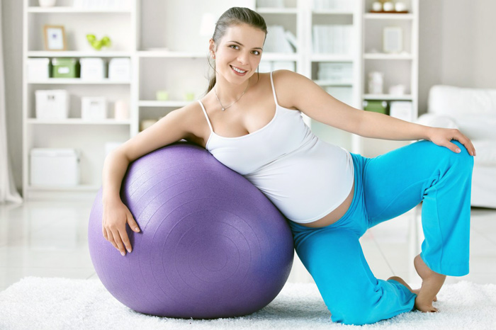 занятие фитнесом при беременности