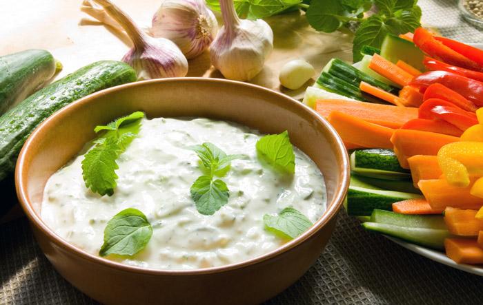 майонез для свежих салатов