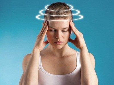 Шейная мигрень: симптомы