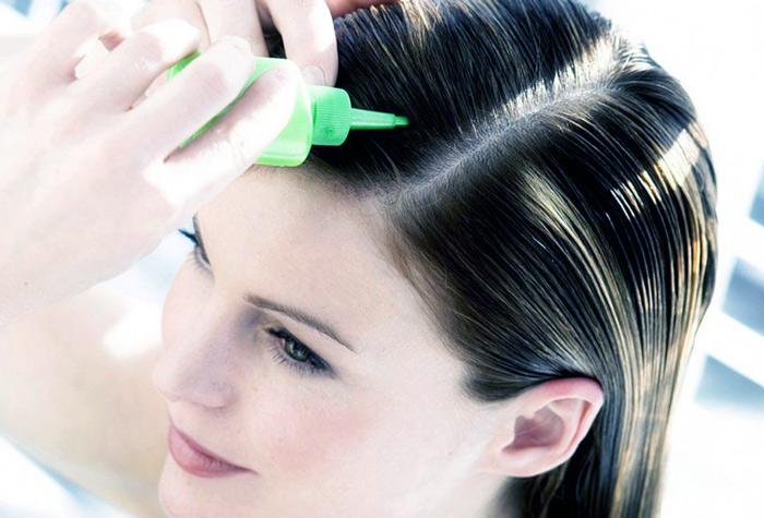 применение никотиновой кислоты для волос