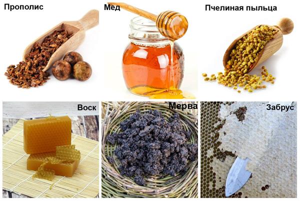 Продукты пчеловодства в лечении цервикальной кисты