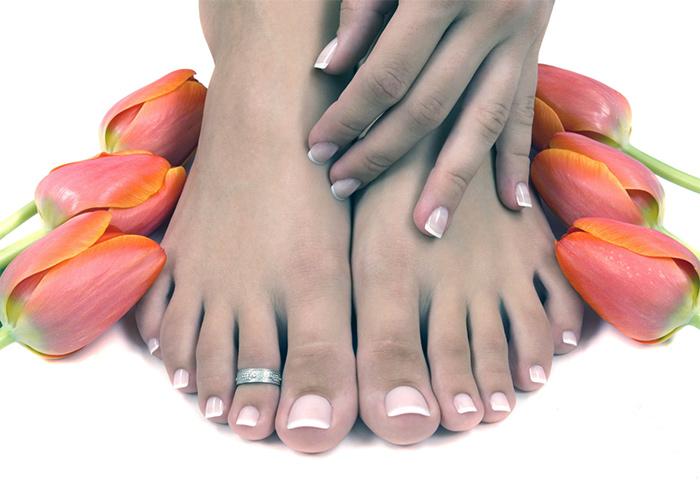 выростить ногти на руках и ногах
