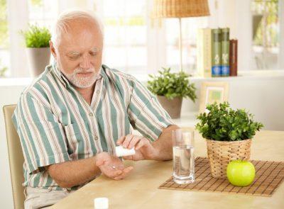 Препараты при болезни Паркинсона: витамины