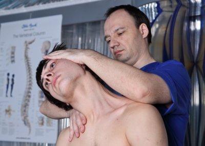 Невралгия затылочного нерва: симптомы и лечение мануальной терапии