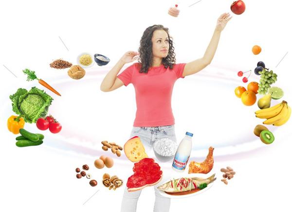 Нормализация метаболизма - задача правильного питания