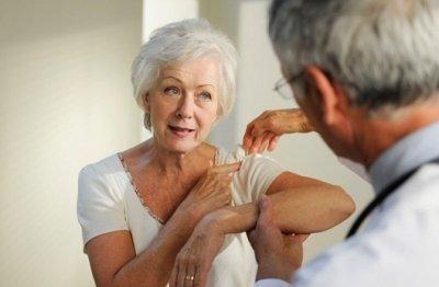 Неврит плечевого нерва: жалобы пациентов