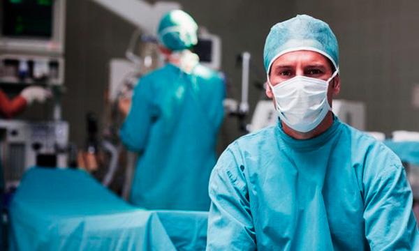 Операция при некрозе узла