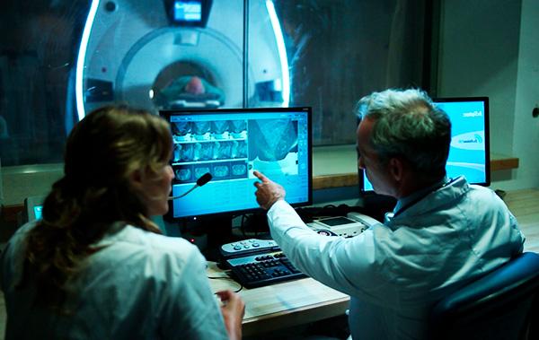 Контроль МРТ