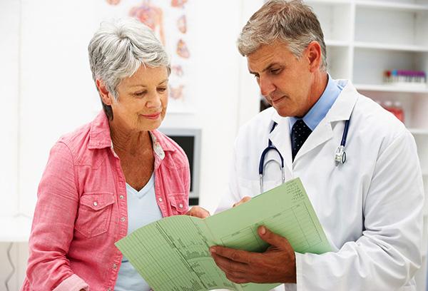 Консультация гинеколога при выявлении кисты в менопаузе