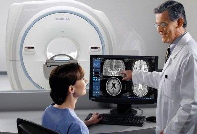 Рассеянный склероз на МРТ: где располагаются очаги?