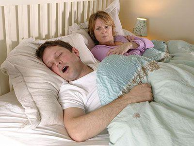 Синдром обструктивного апноэ сна: определение