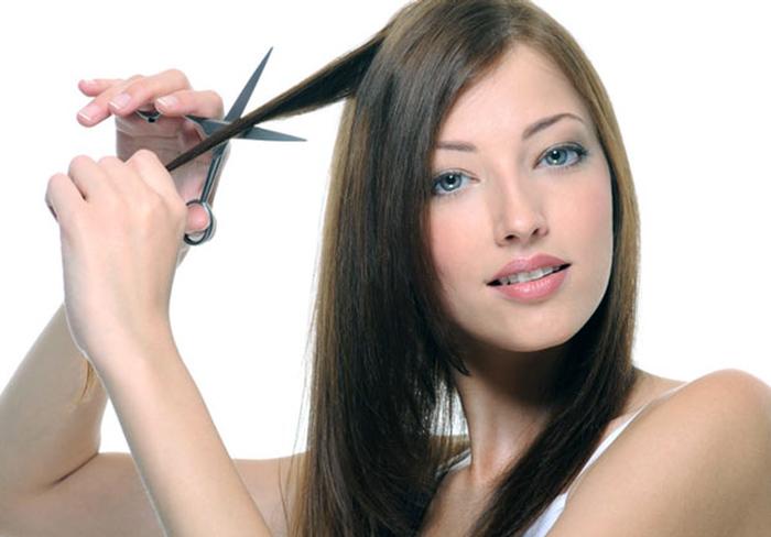можно ли стричь себе волосы