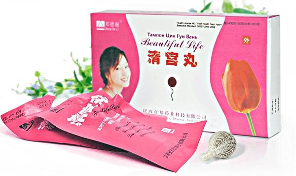 Насколько эффективны китайские фитотампоны при кисте