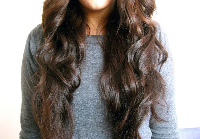 волнистый волос