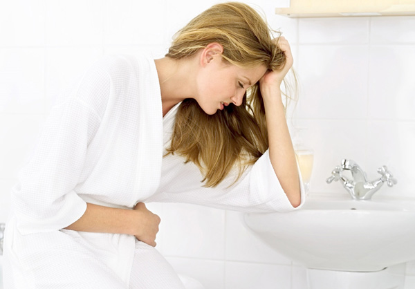 Симптомы разрыва кисты яичника