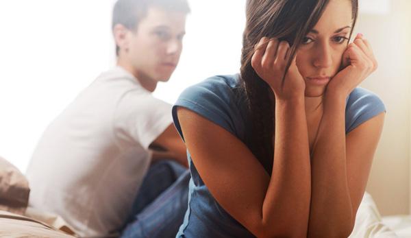 Боли при интимной близости могут указывать на наличие кисты