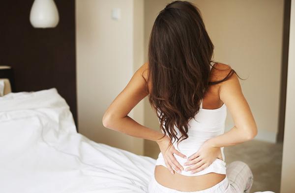 Боль в пояснице как симптом наличия доброкачественной опухоли матки