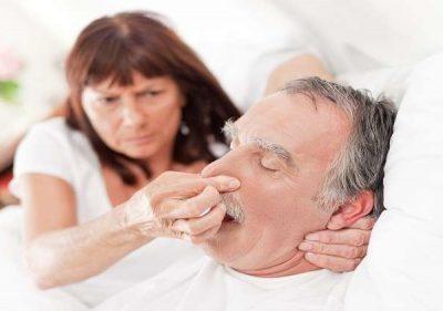 Синдром обструктивного апноэ сна: эпизоды