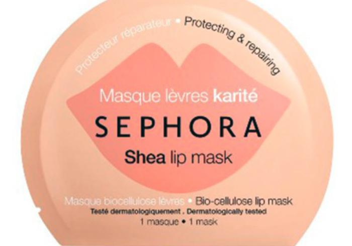 маска для губ sephora