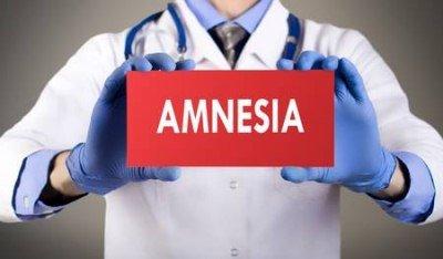Ретроградная амнезия: диагностика