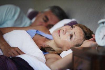 Причины бессонницы у женщин в 40 лет