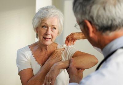 Невралгия плечевого нерва: жалобы пациентов