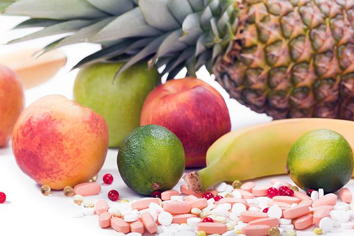 витамины от выпадения