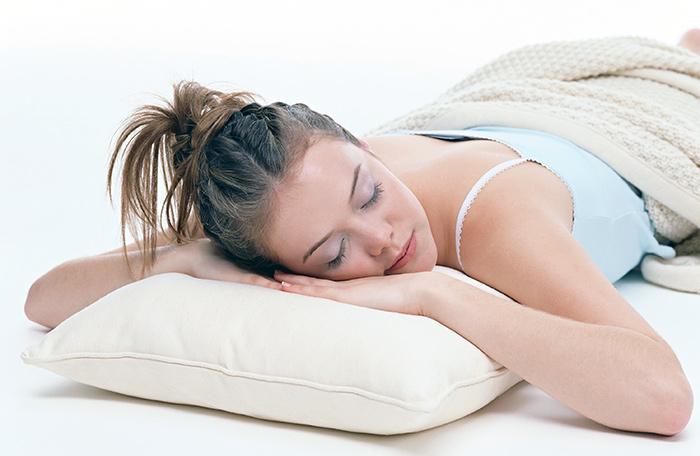отеки во время сна
