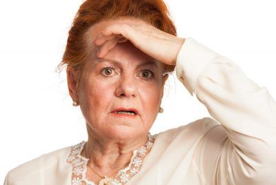 Деменция у пожилых людей симптомы: умеренная