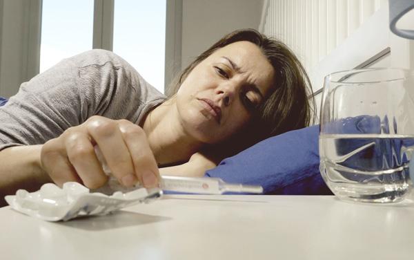 Интоксикация при некрозе миомы сопровождается высокой температурой