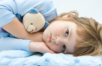 Бессонница у детей и подростков: чем опасна