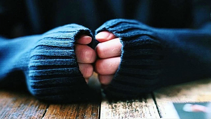 холодные руки