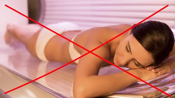 Запрет на солярий при маточном кровотечении