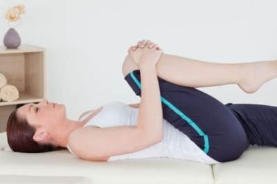 Тазовая невралгии: гимнастика