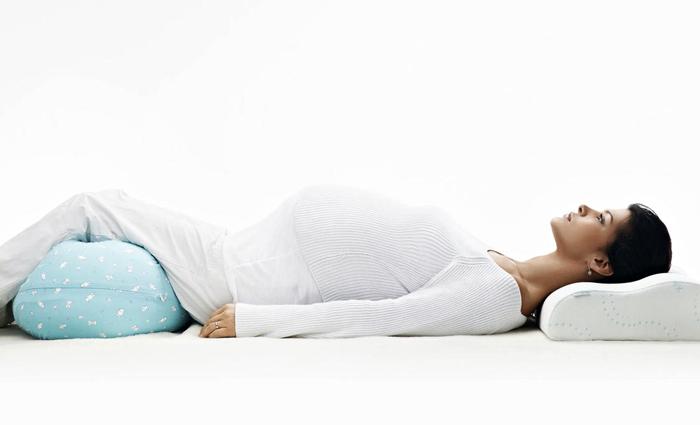 позы для сна при беременности