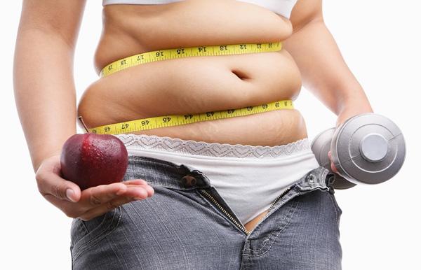 Снижение веса при поликистозе - основная задача правильного питания при СПКЯ