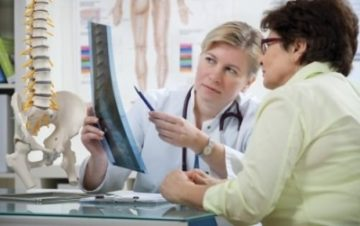 Какие бывают симптомы у женщин при грыже позвоночника поясничного отдела?
