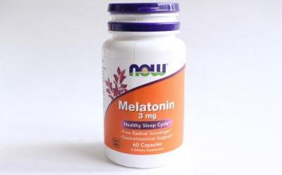 Препараты от бессонницы: Мелатонин