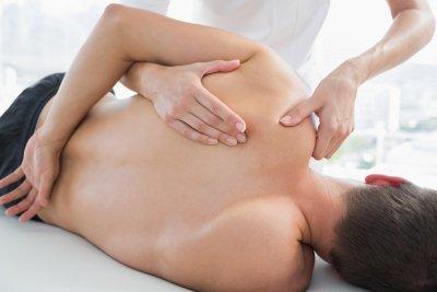 Лечение неврита массажем