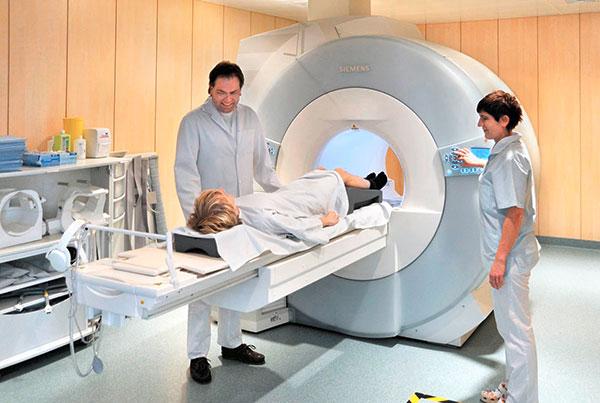 МРТ при эндометриозе