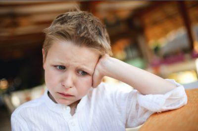 Признаки слабоумия у детей: младшие школьники 7-11 лет